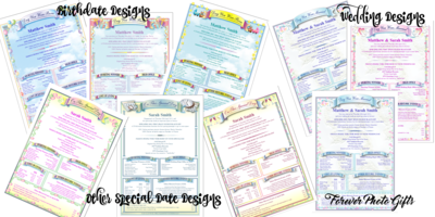 Personalised Certificates & Letters